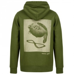 Bluza Stannart Green Shadow Hoody