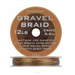 Plecionka przyponowa Gravel Braid