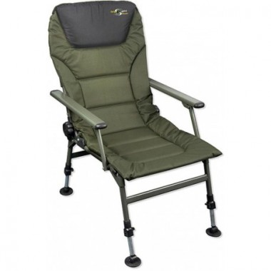 Fotel Level Padded with Arms Carp Spirit