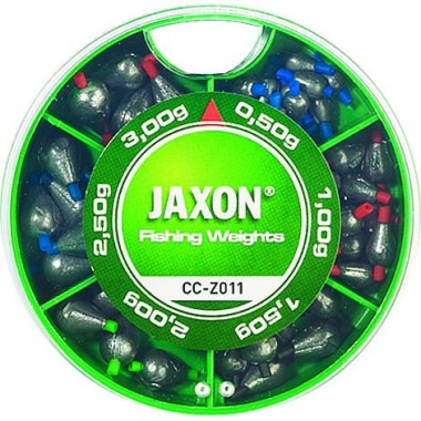 Komplet ciężarków Jaxon