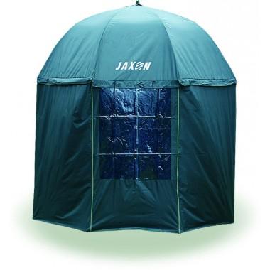 Parasol wędkarski z osłoną - zabudowany Jaxon