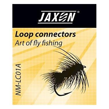 Łączniki sznura muchowego z żyłką Jaxon