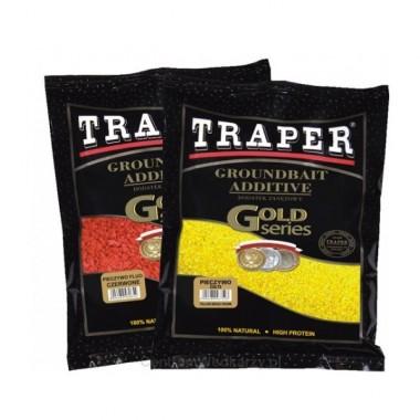 Dodatki zanętowe Gold Series Traper
