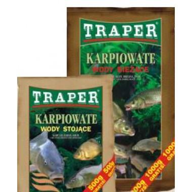 Zanęty wędkarskie karpiowate Traper